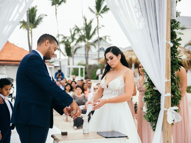Vladimir and Yiliany's Wedding in Bavaro, Dominican Republic 58