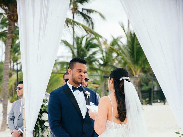 Vladimir and Yiliany's Wedding in Bavaro, Dominican Republic 61