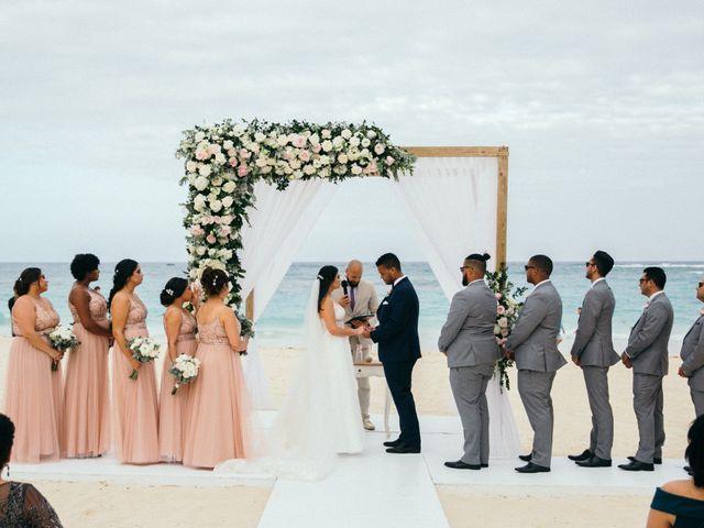 Vladimir and Yiliany's Wedding in Bavaro, Dominican Republic 55