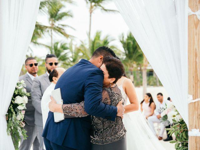 Vladimir and Yiliany's Wedding in Bavaro, Dominican Republic 53