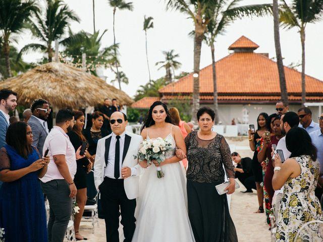 Vladimir and Yiliany's Wedding in Bavaro, Dominican Republic 52