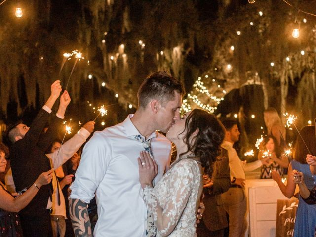 Ashley and Austin's Wedding in Mims, Florida 5