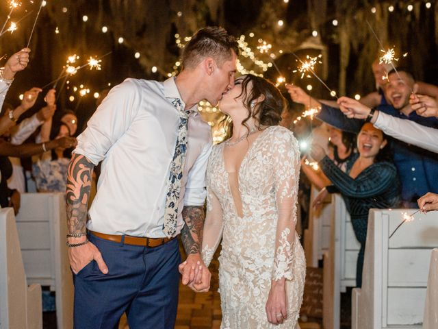 Ashley and Austin's Wedding in Mims, Florida 1