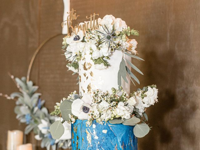 Ashley and Austin's Wedding in Mims, Florida 7