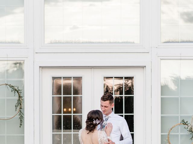 Ashley and Austin's Wedding in Mims, Florida 12