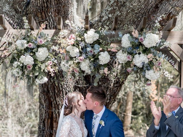 Ashley and Austin's Wedding in Mims, Florida 14