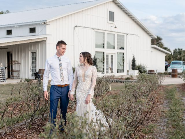 Ashley and Austin's Wedding in Mims, Florida 21