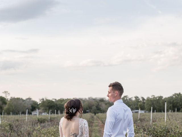 Ashley and Austin's Wedding in Mims, Florida 22