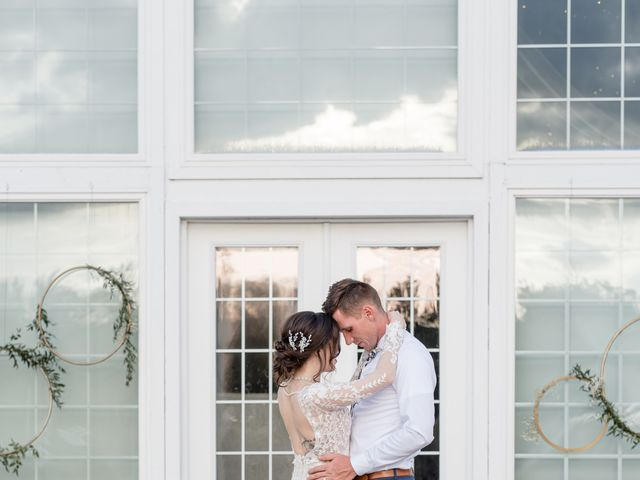 Ashley and Austin's Wedding in Mims, Florida 23
