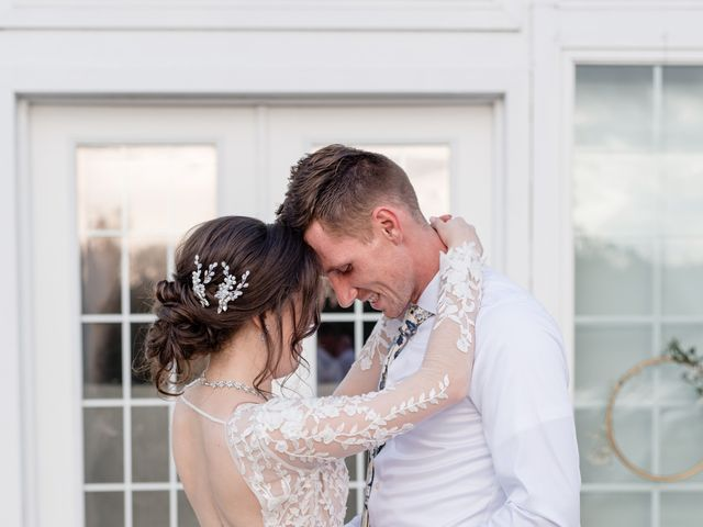 Ashley and Austin's Wedding in Mims, Florida 24