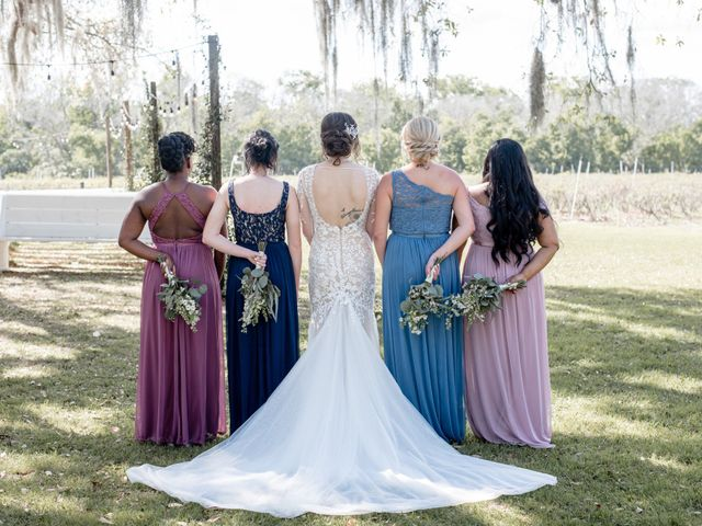Ashley and Austin's Wedding in Mims, Florida 26