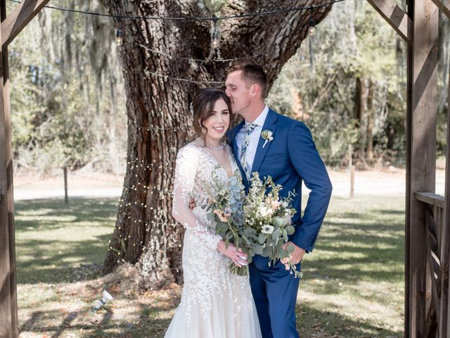 Ashley and Austin's Wedding in Mims, Florida 28