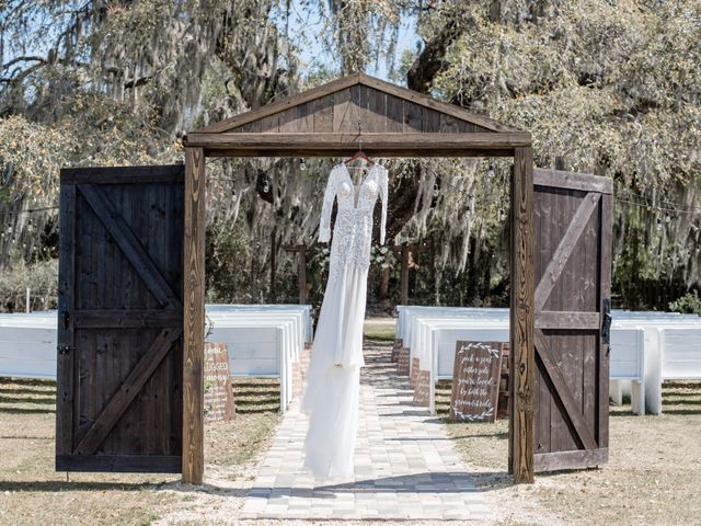 Ashley and Austin's Wedding in Mims, Florida 32