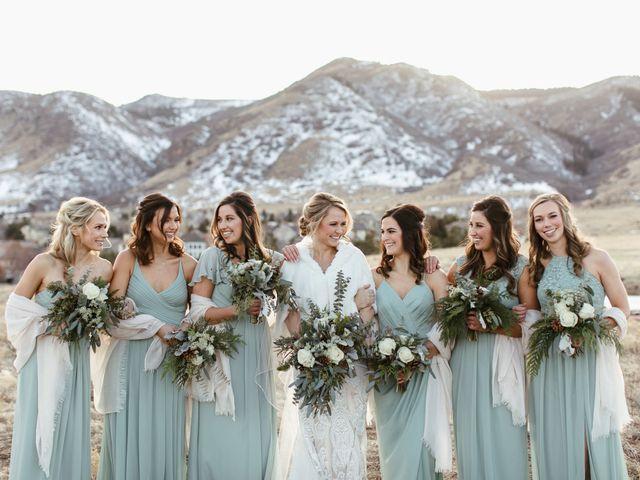 Rowan and Madie's Wedding in Littleton, Colorado 1