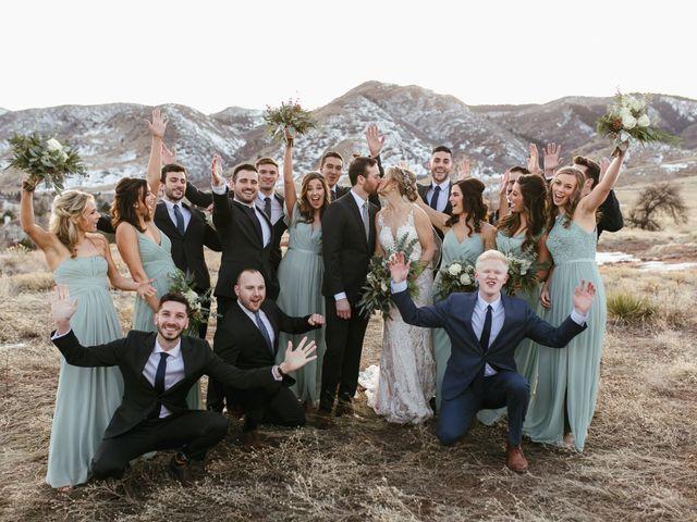 Rowan and Madie's Wedding in Littleton, Colorado 27
