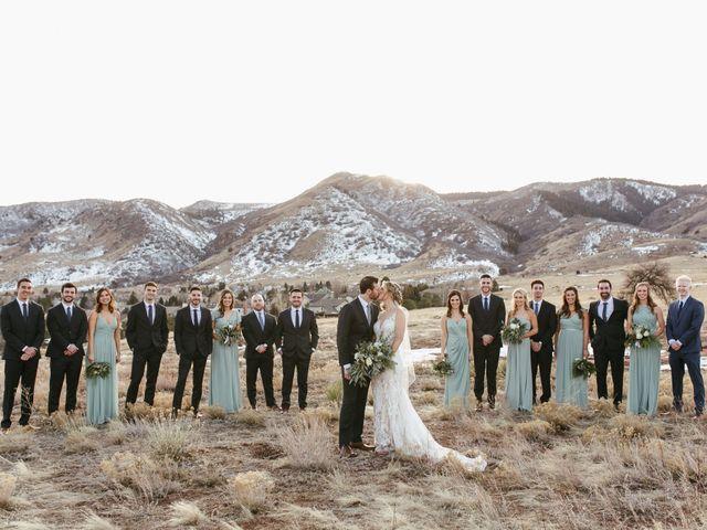 Rowan and Madie's Wedding in Littleton, Colorado 28