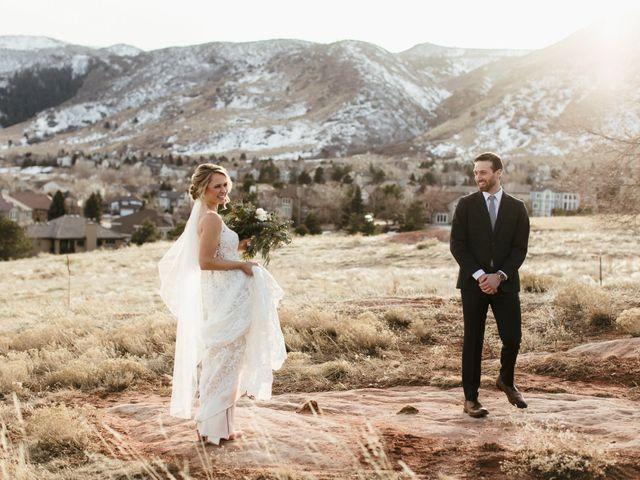 Rowan and Madie's Wedding in Littleton, Colorado 32
