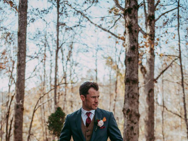 Jacqueline and Nick's Wedding in Topton, North Carolina 11