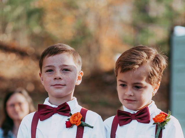 Jacqueline and Nick's Wedding in Topton, North Carolina 26
