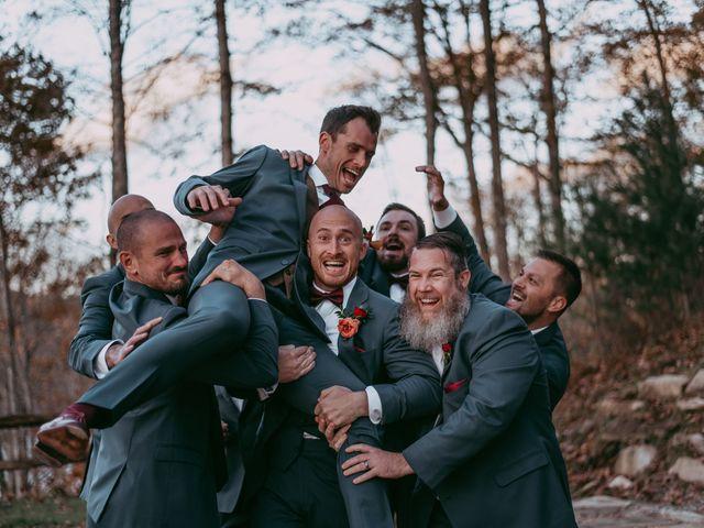 Jacqueline and Nick's Wedding in Topton, North Carolina 33