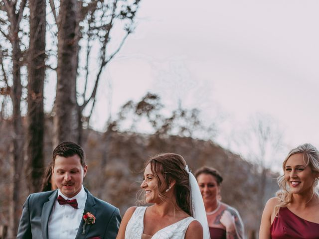 Jacqueline and Nick's Wedding in Topton, North Carolina 39