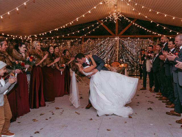 Jacqueline and Nick's Wedding in Topton, North Carolina 43