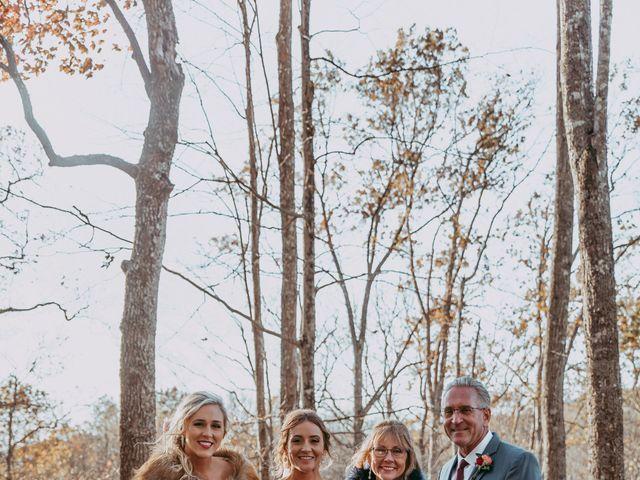 Jacqueline and Nick's Wedding in Topton, North Carolina 29