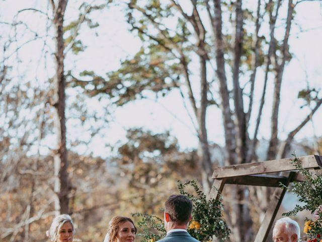 Jacqueline and Nick's Wedding in Topton, North Carolina 8