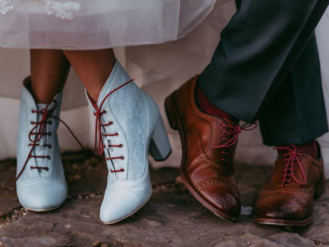 Jacqueline and Nick's Wedding in Topton, North Carolina 9