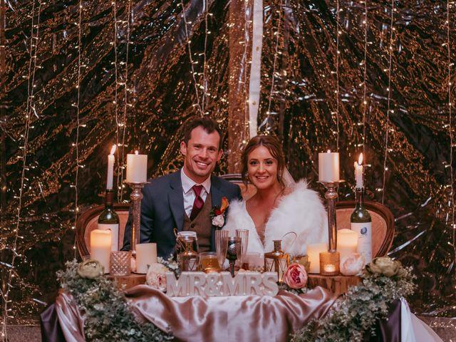 Jacqueline and Nick's Wedding in Topton, North Carolina 14