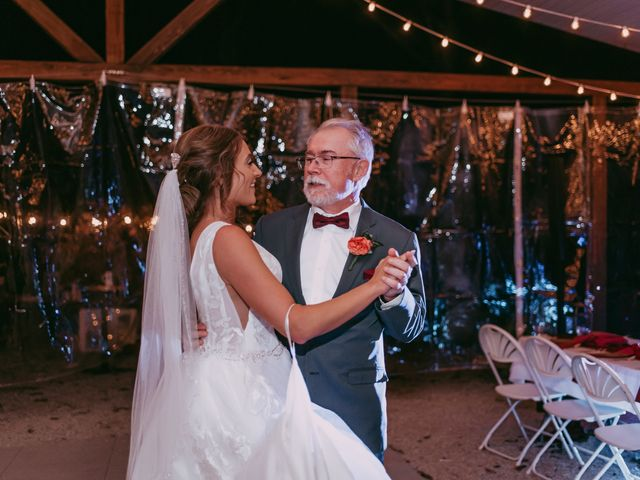 Jacqueline and Nick's Wedding in Topton, North Carolina 16
