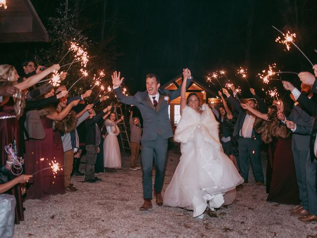 Jacqueline and Nick's Wedding in Topton, North Carolina 18