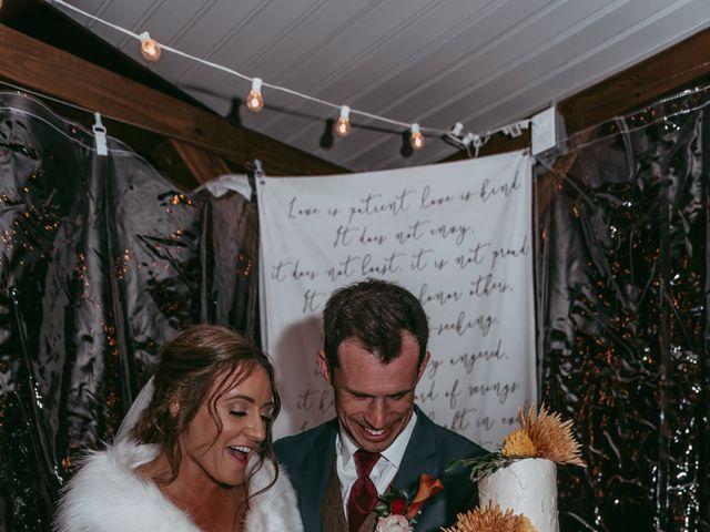 Jacqueline and Nick's Wedding in Topton, North Carolina 19