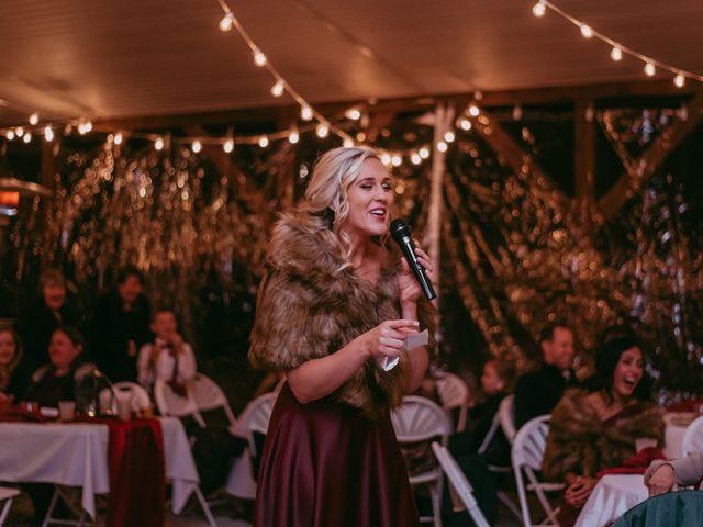 Jacqueline and Nick's Wedding in Topton, North Carolina 20