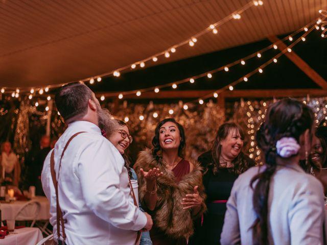 Jacqueline and Nick's Wedding in Topton, North Carolina 22