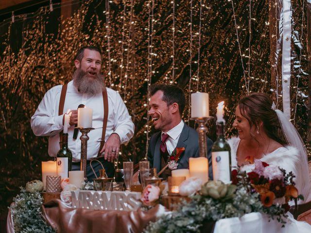 Jacqueline and Nick's Wedding in Topton, North Carolina 27