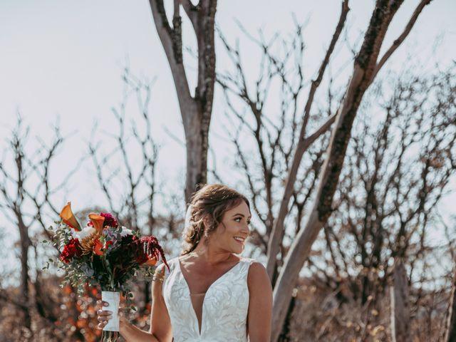 Jacqueline and Nick's Wedding in Topton, North Carolina 4