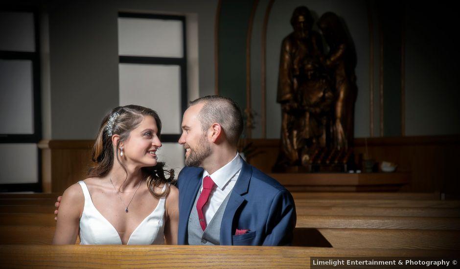 Thomas and Allison's Wedding in Lansing, Michigan