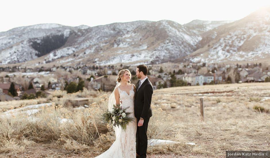 Rowan and Madie's Wedding in Littleton, Colorado