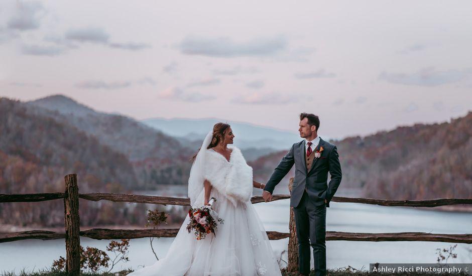 Jacqueline and Nick's Wedding in Topton, North Carolina