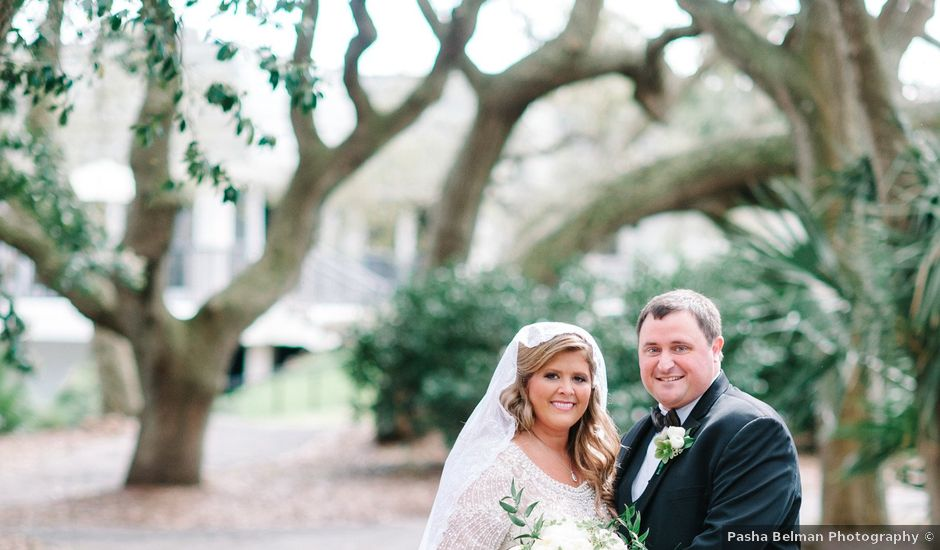 Courtney and Evan's Wedding in Myrtle Beach, South Carolina