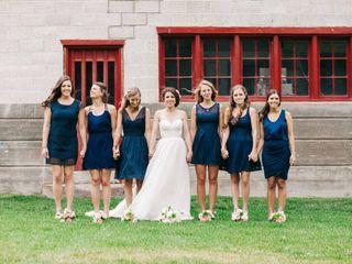 Rachel and Brent's Wedding in Leavenworth, Washington 3