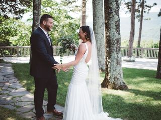 Bethany and Chris's Wedding in Boiceville, New York 7