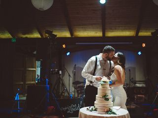 Bethany and Chris's Wedding in Boiceville, New York 23