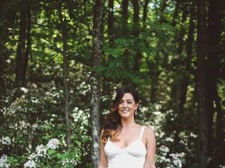 Bethany and Chris's Wedding in Boiceville, New York 5