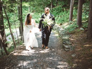 Bethany and Chris's Wedding in Boiceville, New York 14