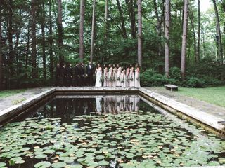 Bethany and Chris's Wedding in Boiceville, New York 15