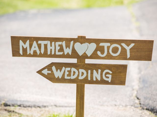 Joy and Matthew's Wedding in West Milton, Ohio 1