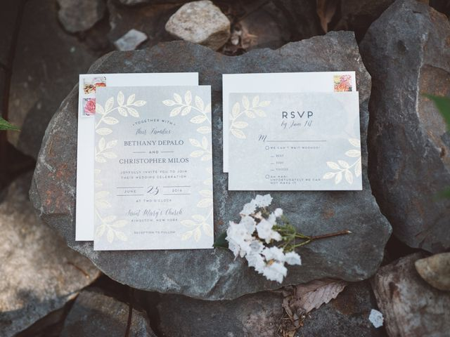 Bethany and Chris's Wedding in Boiceville, New York 2