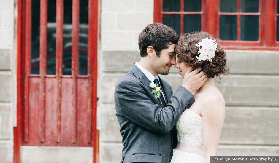 Rachel and Brent's Wedding in Leavenworth, Washington